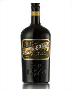 Best Relaunch Burn Stewart Black Bottle