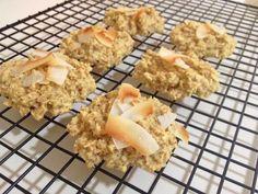 Cookies de coco Ingredientes:   -2 ovos inteiros; -3 colheres de sopa de…