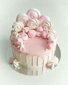 49 Trendy Ideas for cupcakes easy pretty 49 Trendy Ideas for cupcakes easy pretty Pretty Cakes, Cute Cakes, Beautiful Cakes, Amazing Cakes, Creative Birthday Cakes, Cute Birthday Cakes, Creative Cakes, Amazing Birthday Cakes, Meringue Cake