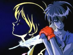 Vision Of Escaflowne was responsible for introducing me to my first bishie crush. And then my second bishie crush. And then my third bishie crush. Oh yeah, this was also my first Yoko Kanno soundtrack!