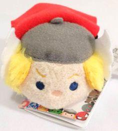 Disney x Marvel - Thor Mini Tsum Tsum Plush Tsum Tsums, Bag Pins, Disney Tsum Tsum, Kawaii, Disney Ears, Heart For Kids, Plushies, Thor, Pixar