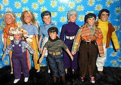 Mego Brady Bunch (trev2005) Tags: classic cindy doll greg action jan alice marcia peter carol figure bunch bobby brady mego figurestoycompany