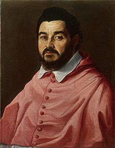 Guido Reni - Portrait of Cardinal Giacomo Sannesi