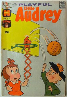 Little Audrey Cartoon | 1970 AUDREY - Vintage Comics COMIC BOOK | Flickr - Photo Sharing!