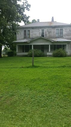 Old Home in Dekalb, Missouri where my Grandpa Dunlap, his parents and famiky use to live.
