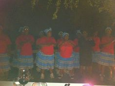 Typical Dance and Music from Shangaan Tribe at Londolozi Lodge - South Africa    http://imoveismlara.wordpress.com/ http://www.marcelolara.com.br