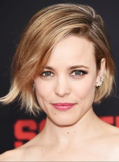 Get the Look: Rachel McAdams's Slept-In Smoky Eye