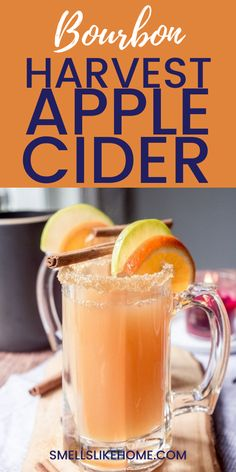 This Apple Cider cocktail is perfect for all your fall needs. You can make it in a crockpot and keep it warm for parties, or put it in a thermos for an outing. It's super-easy to double or triple, too.
