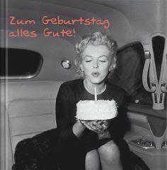 """#Geschenkbuch """"Zum #Geburtstag alles Gute mit humorvollen Fotos und Zitaten"""""""