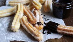Kuchen, Torten & Gebäck – Seite 12 Crinkle Cookies, Pavlova, Churros, Onion Rings, Waffles, Bacon, Breakfast, Ethnic Recipes, Food