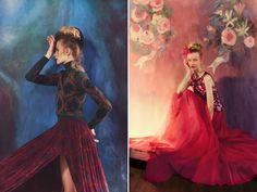 Publication: Lula Magazine  Issue: #15 Fall 2012  Title: Trust In Me  Model: Kamila Filipcikova  Photography: Glynis Selina Arban  Styling: Soraya Dayani