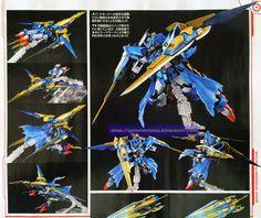 GUNDAM GUY: HG 1/144 Wing Gundam Foschia - Custom Build
