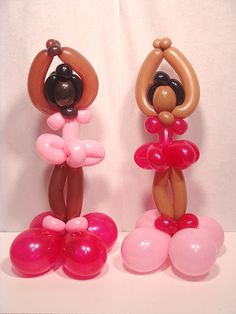 Ballerina Twist Balloon