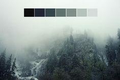 dark green color palette - Google Search