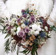Ramos de novia con flores silvestres #bouquet #brideflower #ramonovia