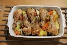 OVNSBAKT KYLLING Frisk, Turkey, Meat, Chicken, Food, Turkey Country, Essen, Meals, Yemek