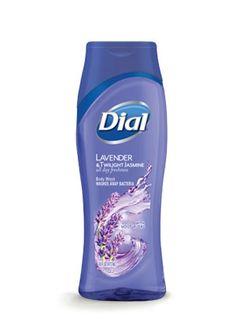 Lavender & Twilight Jasmine Refreshing Body Wash