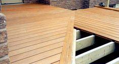 Decking: Pattern Boards | DIY Deck Plans