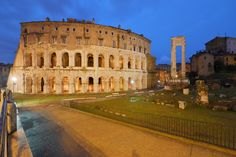 Photograph Marcellus theater, Rome by Angelo Ferraris on 500px