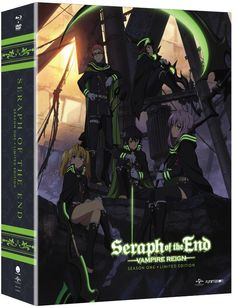 Seraph Of The End: Vampire Reign: Season One Part One