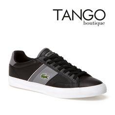 Το κλασικό αλλά πάντα αγαπημένο Europa της Lacoste!! Σε μαύρο και μπλέ χρώμα!!  Μάθετε την τιμή & τα διαθέσιμα νούμερα πατώντας εδώ -> http://www.tangoboutique.gr/papoutsia/sneaker-lacoste-1282421380  Δωρεάν αποστολή - αλλαγή & Αντικαταβολή!! Τηλ. παραγγελίες 2161005000