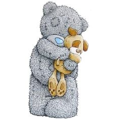 Tatty Teddy Bear Baby Clip Art - Tatty Teddy Bear Clip Art