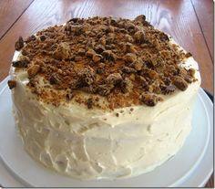 Reese's cake!