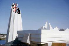 Photo Expo, Expo 67, Big Show, World's Fair, Pavilion, Great Britain, Fair Grounds, Building, Places