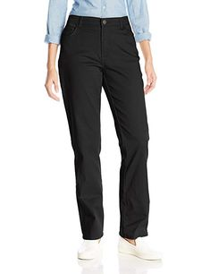 8935b0d2815 LEE Women s Stretch Relaxed Fit Straight Leg Jean