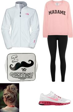 """Tuesday !"" by ialsokeepondreaming ❤ liked on Polyvore workout gear, sexi workout, workout girl"