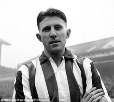 Ray Barlow (West Bromwich Albion) - West Bromwich Albion Quiz #West Brom