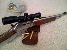 www.pinterest.com/1895gunner/  Marlin 1895GS 45/70 Guide Gun  | 1895Gunner's Gun Room Marlin Lever Action, Lever Action Rifles, Marlin 45 70, Composite Bow, Action Pictures, Bushcraft Gear, Metal Bending, Hunting Guns, Military Weapons