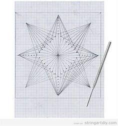 Képtalálat a következőre: Free Printable String Art Patterns