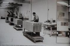 V-Form workshop > 50's > 'Paola' sideboard by Oswald Vermaercke