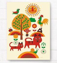 Colorful Canvas Prints