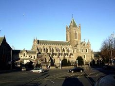 Christ Church Cathedral - Dublin, Ireland