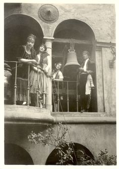 Musicians at The Historic Mission Inn
