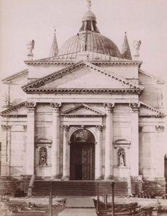 20 best palladian architecture images on pinterest andrea palladio chiesa del redentore andrea palladio c 1576 photo c 1870 fandeluxe Gallery