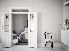 my scandinavian home: A lovely, light, Swedish split-level