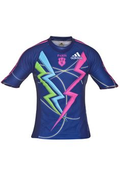 47bf657fe826 Maillot Eclairs Neon 2009 2010