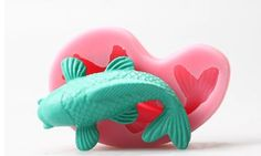 Carp Handmade / DIY soap mold soap soap / by MoreCreativemolds