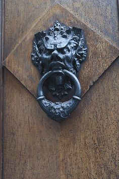 Door knocker Florence Italy  #TuscanyAgriturismoGiratola