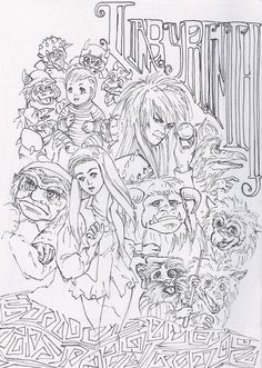 labyrinth COLORING PAGES - Google Search
