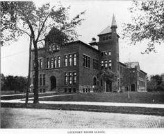 1910-1919? Lockport High School :: Nioga Library System