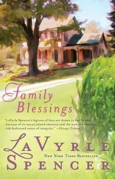 LaVyrle Spencer is a great author.. settings, people, relationships.. top notch in all of it!