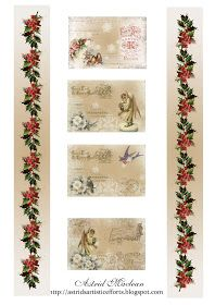 Astrid's Artistic Efforts: Friday Freebie Little Christmas add ons