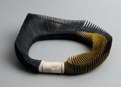 Liv Blavarp - Necklace - object - Wood & bone