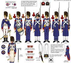 Old Guard Grenadiers 1st Regiment