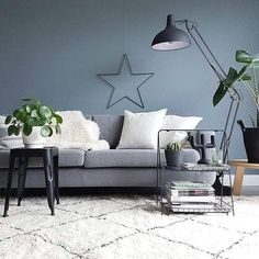 Bedroom makeover apartment rugs new Ideas Living Room Color Schemes, Living Room Colors, New Living Room, Home And Living, Living Spaces, Estilo Interior, Trendy Bedroom, Warm Colors, Colours