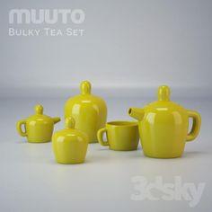 Muuto Bulky Tea Set